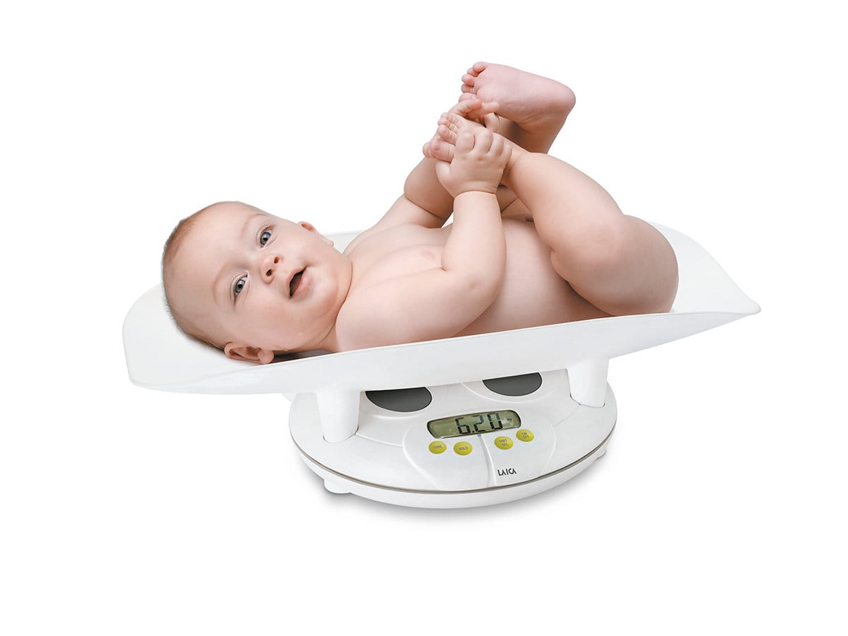Electronic weight machine in Pakistan-laica-ps3004