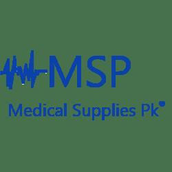 MSP logo white