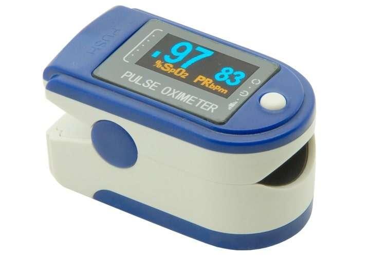 pulse oximeter contec cms 50d