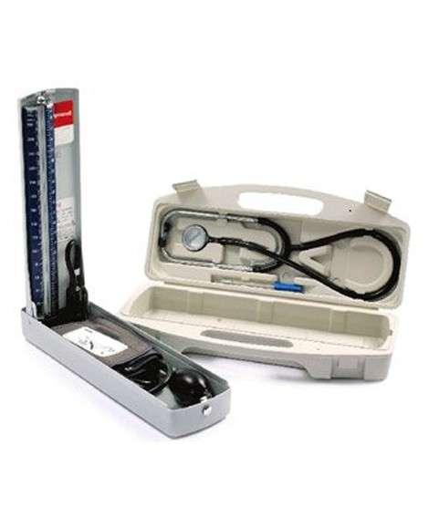 yuwell_mercury_bp_monitor_stethoscope_device_kit