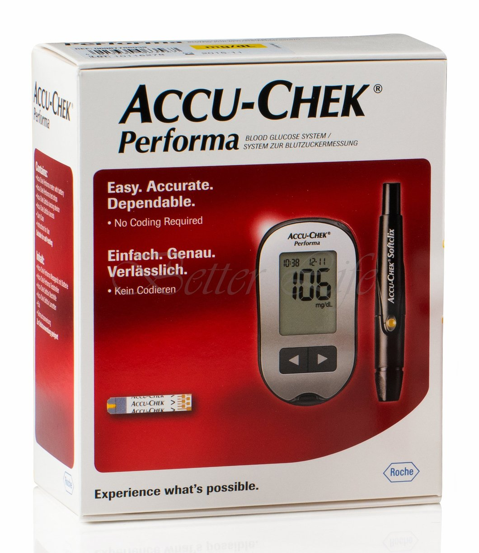 Buy Accu chek Performa kit in Pakistan