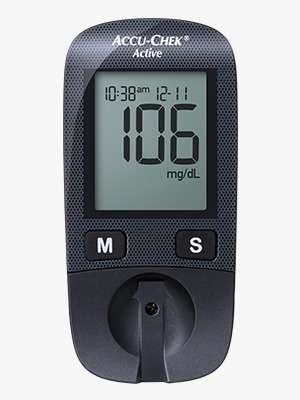 Accu-Check-Active-Glucometer-complete-kit