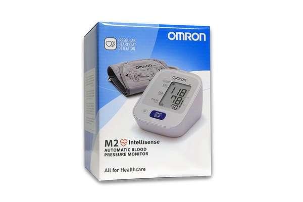 Omron-Blood-Pressure-Monitor
