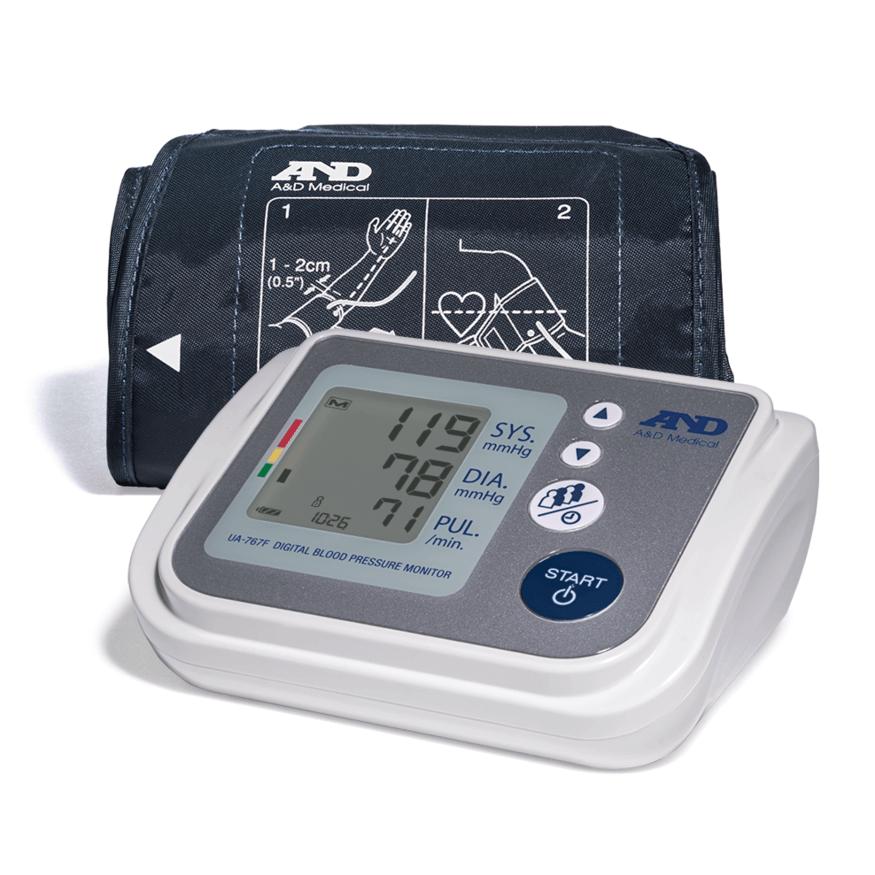 Digital Blood pressure monitor UA 767 F Price in Pakistan.