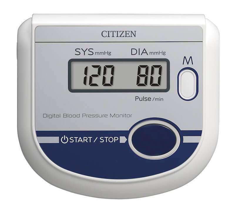 citizen blood pressure monitor ch 452 price in pakistan