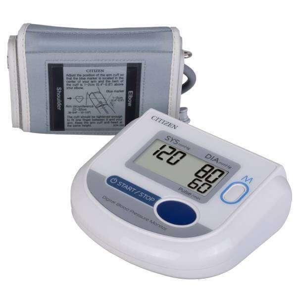 citizen blood pressure monitor ch 453 price in pakistan - 2