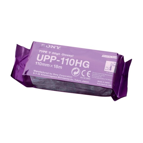 Buy ultrasound paper roll sony upp 110 hg in Pakistan